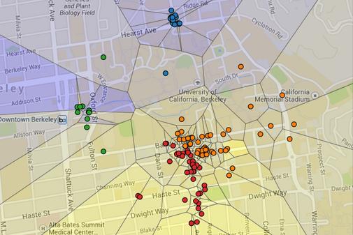 Yelp Maps Yelp Map on
